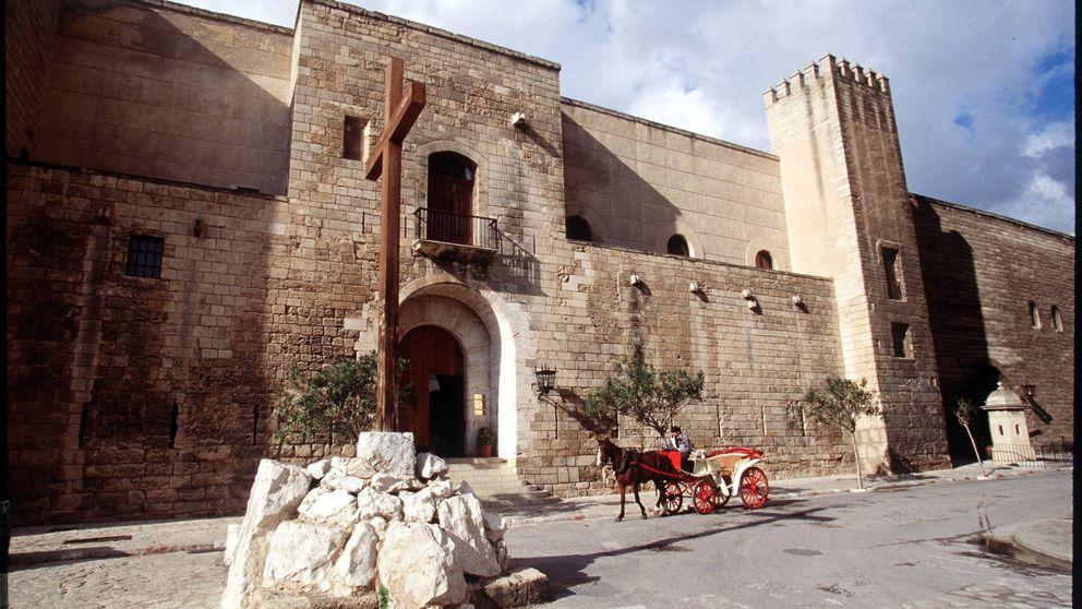 1990: historia del último posado (hasta ahora) de la familia real en la Almudaina