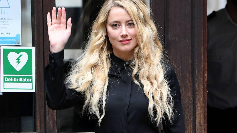 Amber Heard, madre por sorpresa tras su polémico juicio con Johnny Depp