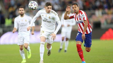 Las murallas que derriba Fede Valverde en el Real Madrid y por qué es la hostia