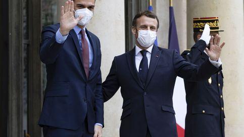 Sánchez-Macron, con Azaña por testigo
