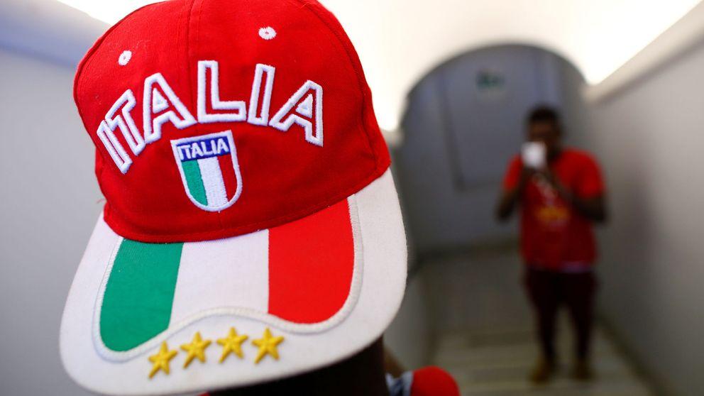 Las buenas noticias no son noticia... pero en Italia dan dinero