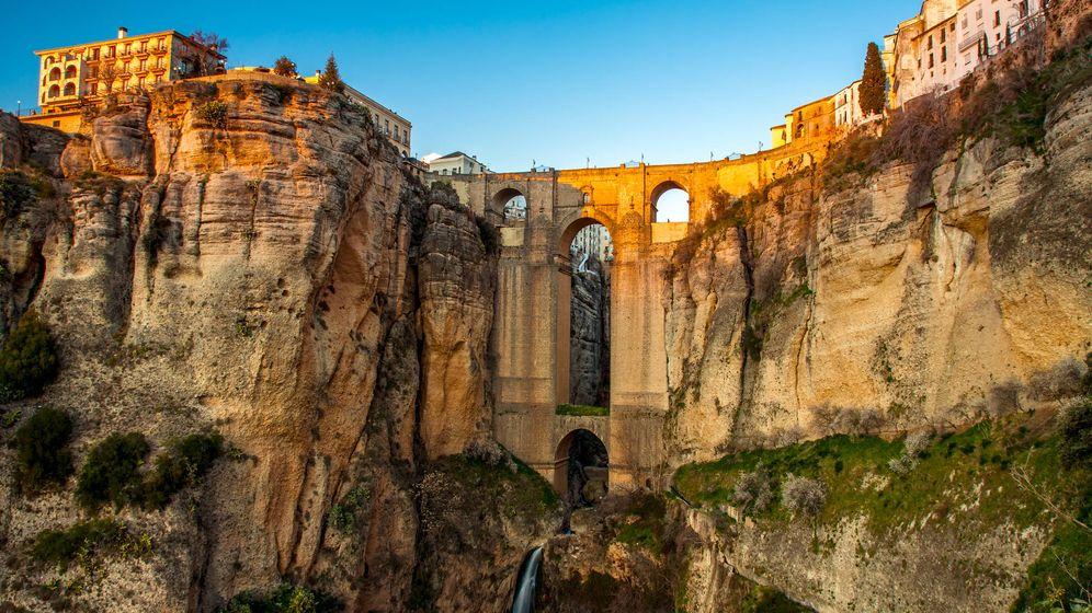 Foto: Puente de Ronda (Fuente: iStock)