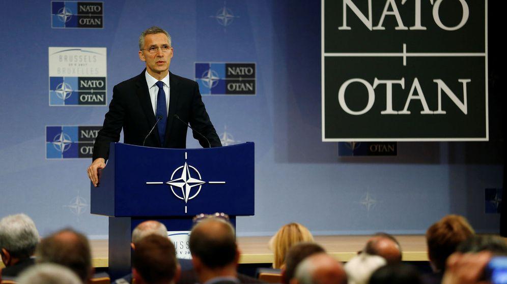 Foto: El secretario general de la OTAN, Jens Stoltenberg. (Reuters)