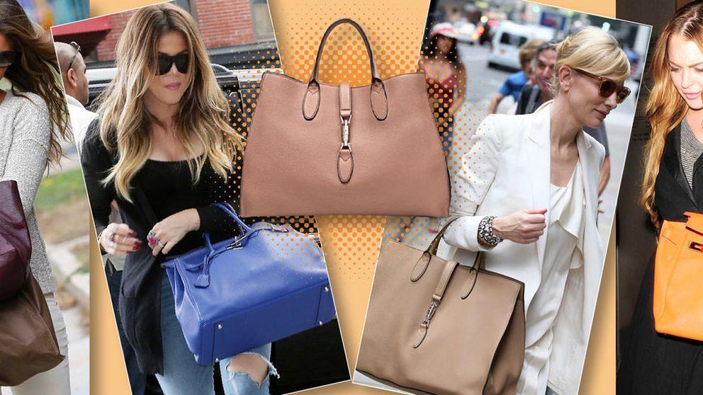 Cate Blanchett y sus bolsos XXL: casi tan grandes como su dueña