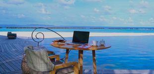 Post de ¿Te imaginas teletrabajar en el paraíso? En Maldivas es posible (pero no barato)