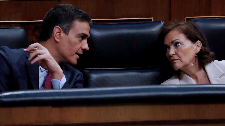 El Congreso tumba la política social del Gobierno y apoya el pacto en sanidad y UE