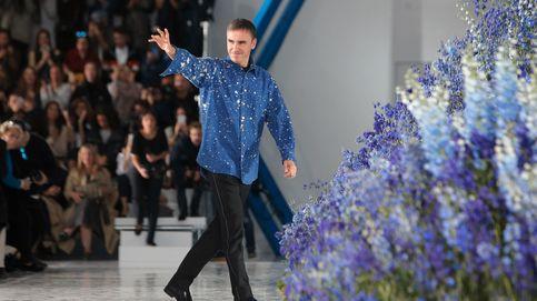 Raf Simons, el sustituto de John Galliano en Dior, se va de la firma a los tres años y medio