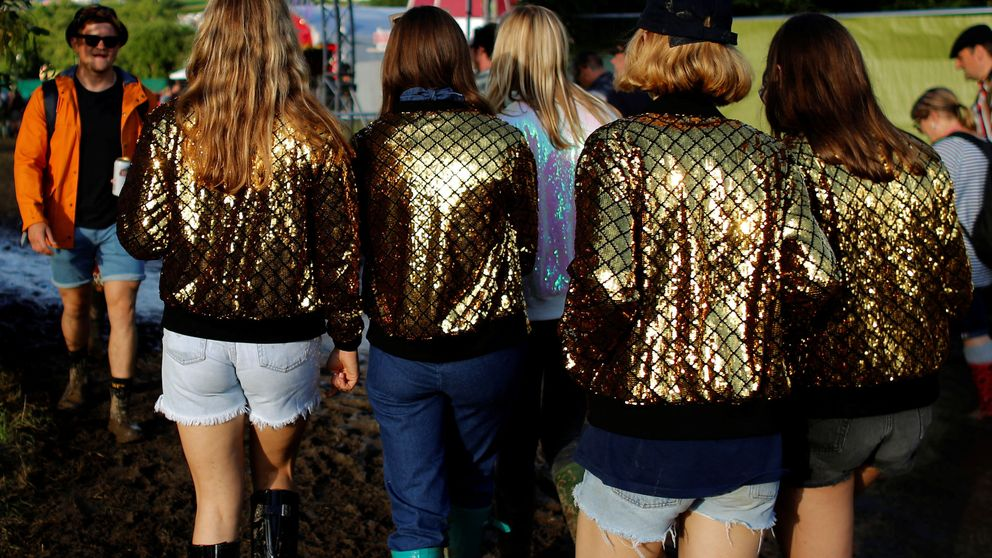 Solo para mujeres: el escenario pop más polémico del año