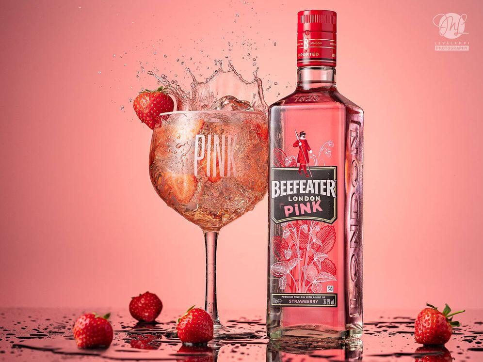 Foto: Así es la marca con la que Pernod Ricard intenta poner coto a Puerto de Indias.