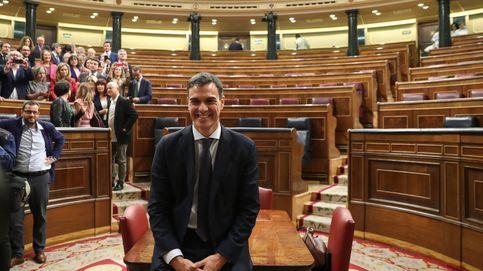 Sánchez, presidente: Soy consciente del momento tan complejo que vive España