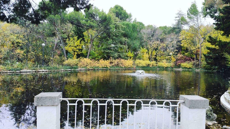 Parque Quinta de los Molinos. (Instagram @espacioabiertoqm)