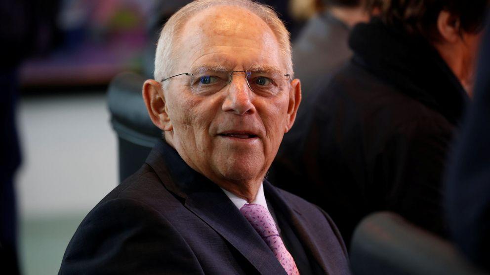 La última misión de Schäuble: de señor de la austeridad a rompeolas de la ultraderecha
