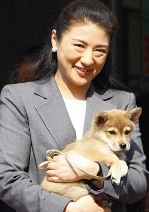 La princesa Masako abandona Palacio por unas horas
