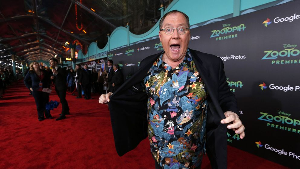 El cofundador de Pixar se retira un tiempo tras sugerir que acosó a empleados