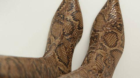 Alarga tus piernas al infinito con estas botas XL que Mango Outlet vende por 23 euros