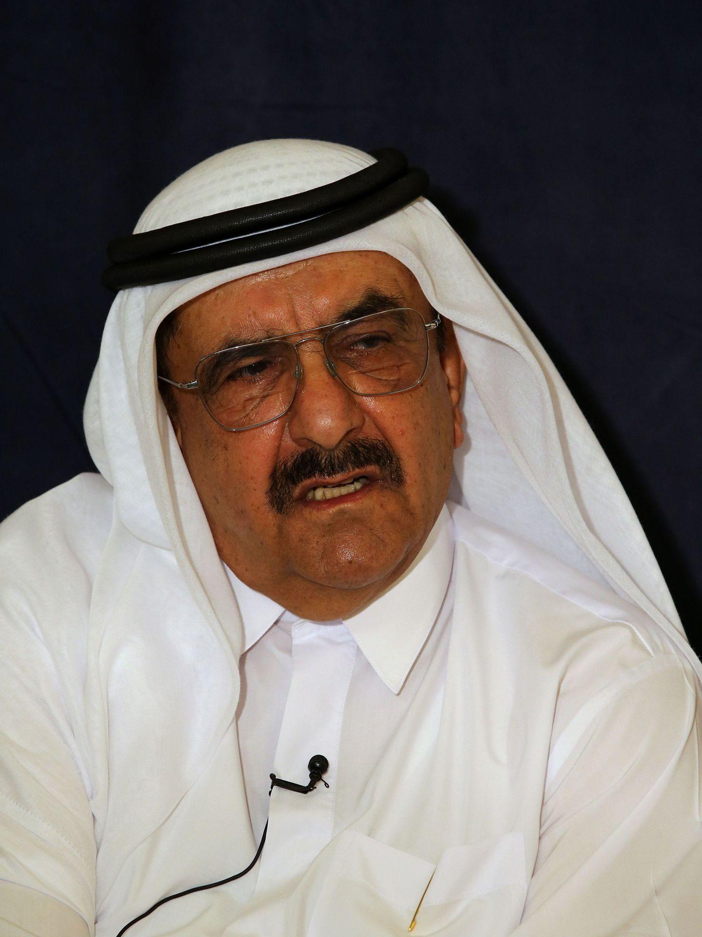 El fallecido jeque Hamdan. (EFE)