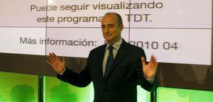 Foto: La TDT costará 1.000 millones de euros en diez años y hará de oro a Abertis