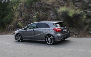 El acceso a la gama de Mercedes, un coche bueno y muy llamativo