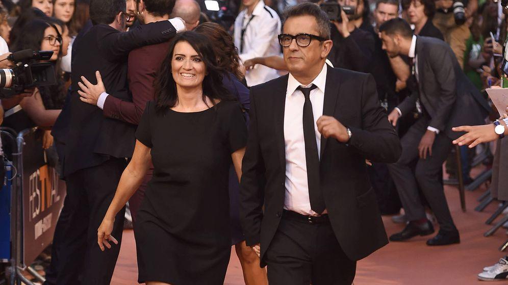 Foto: Andreu Buenafuente con su mujer Silvia Abril (Gtres)