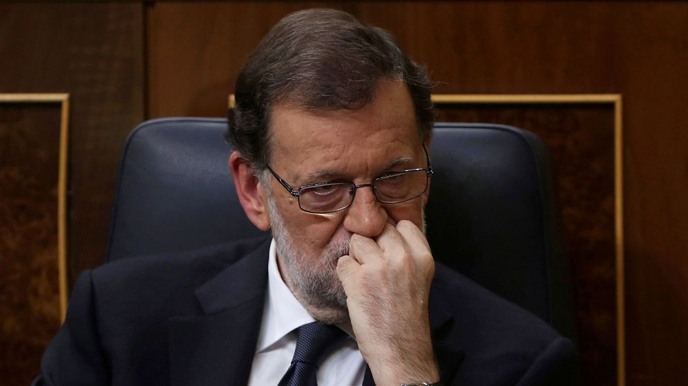 Foto: Mariano Rajoy, presidente del Gobierno. (Reuters)