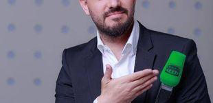 Post de Héctor Fernández, sustituto de Javier Ares en Radioestadio