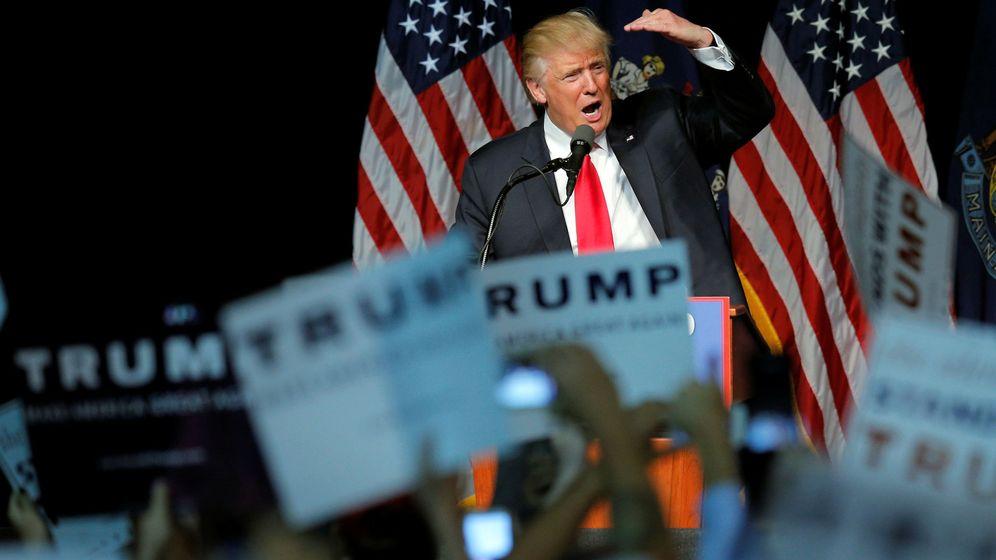 Foto: El candidato republicano a la presidencia de EEUU, Donald Trump. (Reuters)