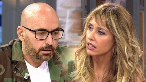 Emma García pierde los nervios con Diego Arrabal en 'Viva la vida'