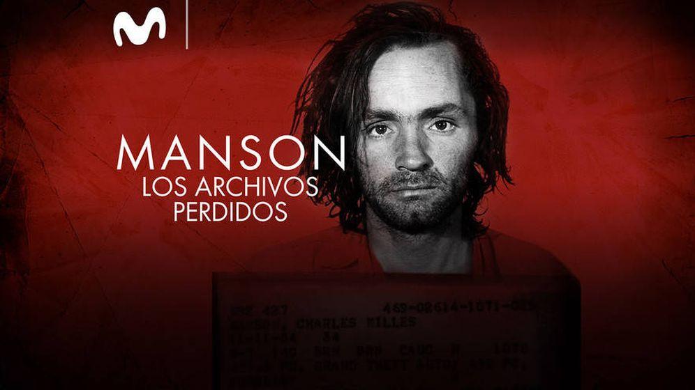 Foto: Imagen promocional del documental sobre Manson. (Movistar )