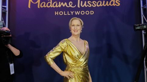 Hollywood se escandaliza ante la 'horripilante' figura de cera de Meryl Streep