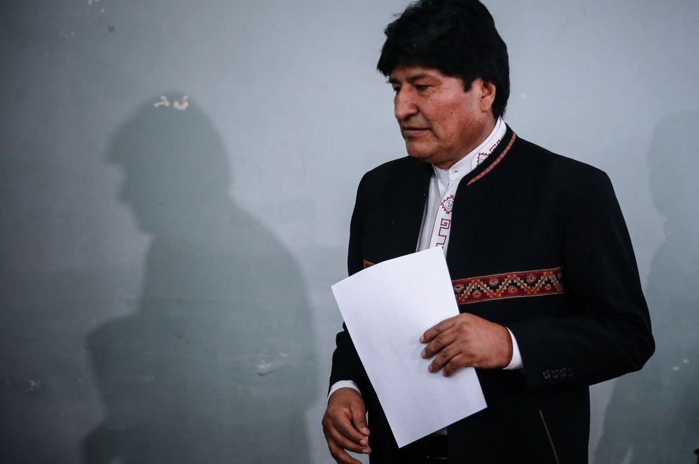 Foto: El expresidente de Bolivia Evo Morales. (EFE)