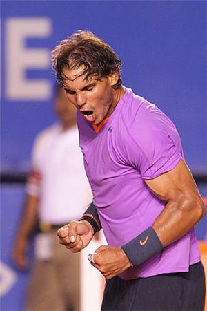 Nadal y Ferrer muestran su poderío y se plantan en las semifinales de Acapulco