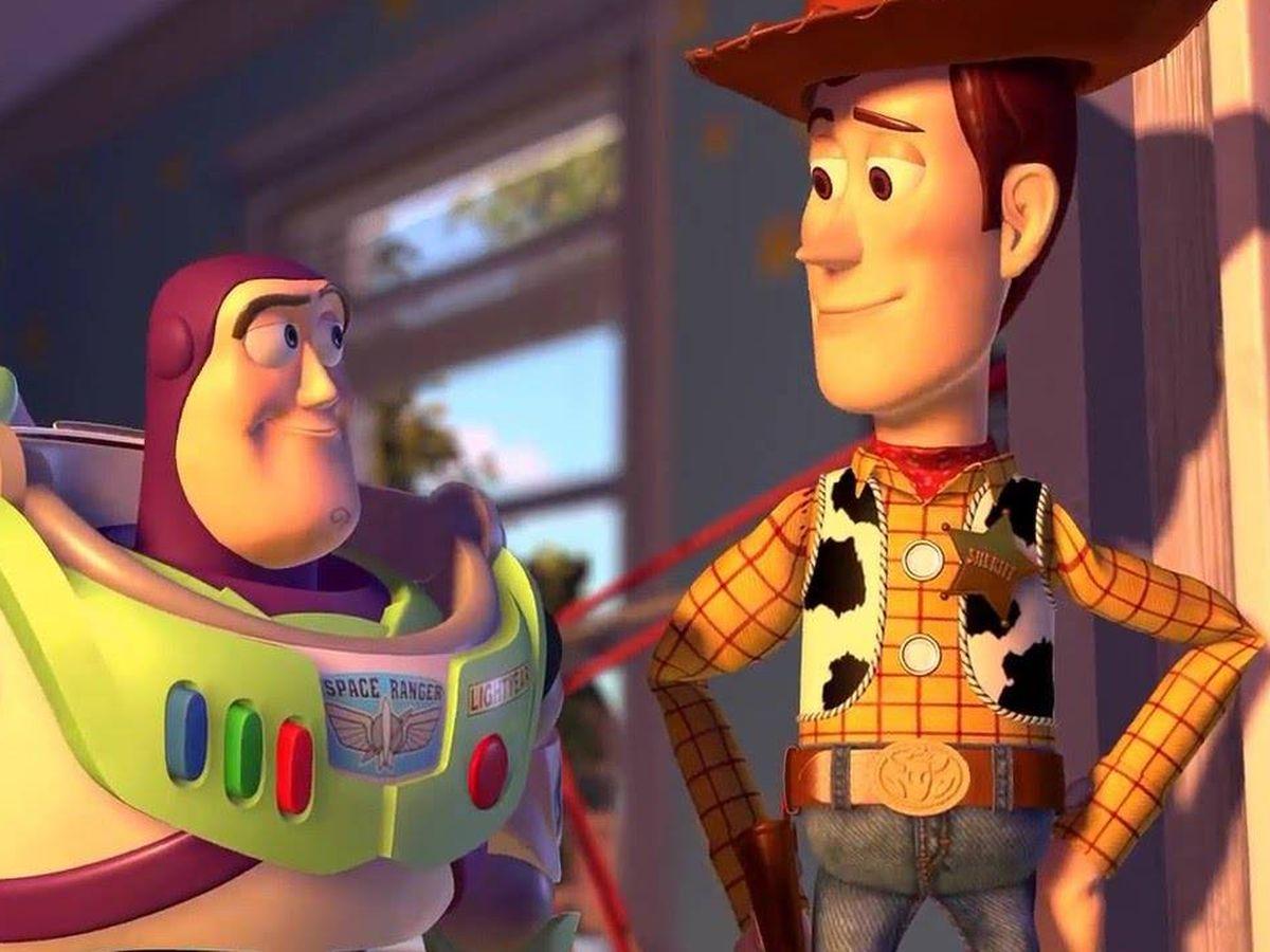 Foto: Fotograma de Toy Story (1995)