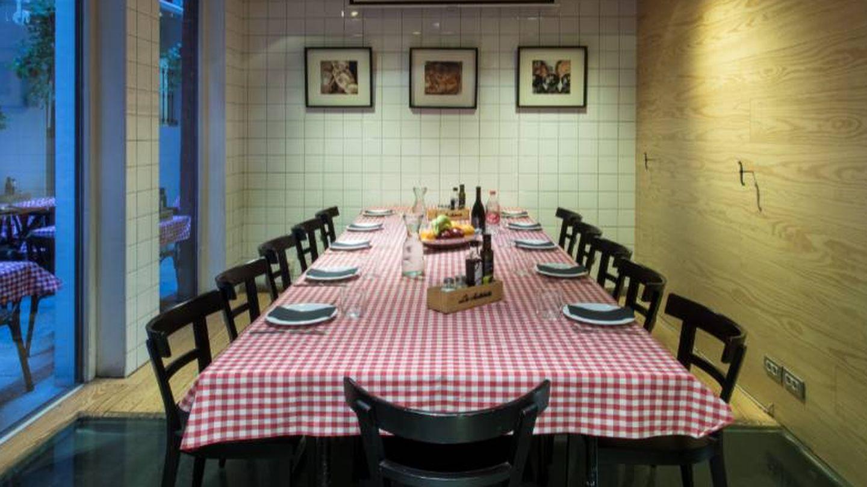 La Antoñita, el restaurante castizo de La Posada del Dragón.