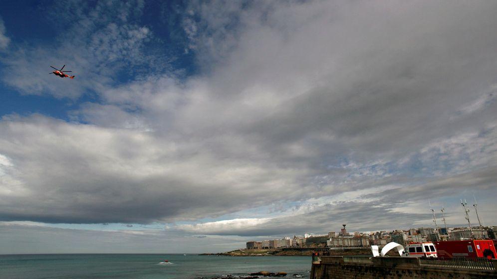 Foto: Playa de Riazor, en A Coruña. (EFE)