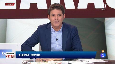 Jesús Cintora se estrena en TVE con un homenaje y su declaración de intenciones