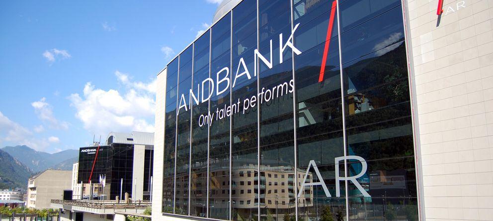 Foto: Sede central de Andbank.