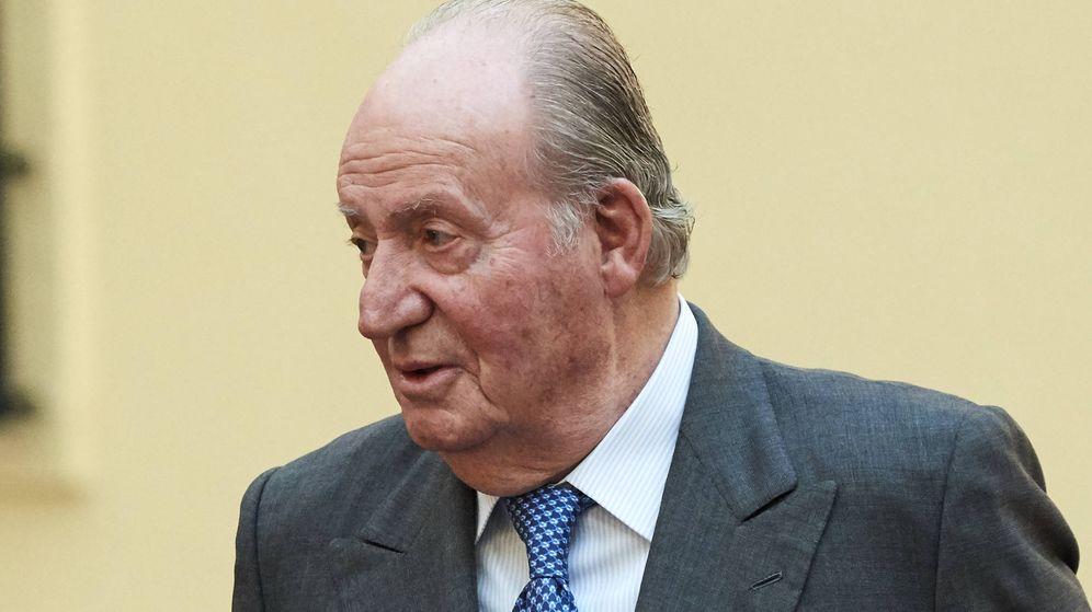 Foto: El rey don Juan Carlos en una foto de archivo. (Getty)