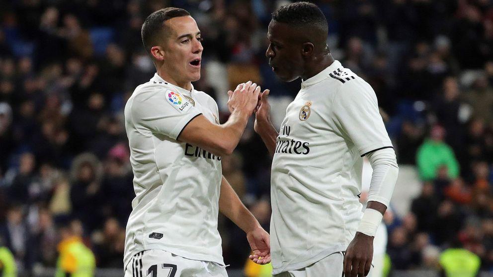 La hora de la verdad de Solari: ¿merece Bale ocupar el sitio de Vinicius o Lucas Vázquez?