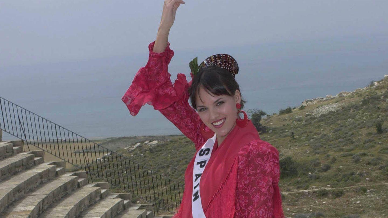 Helen Lindes, en Miss Universo. (Getty)