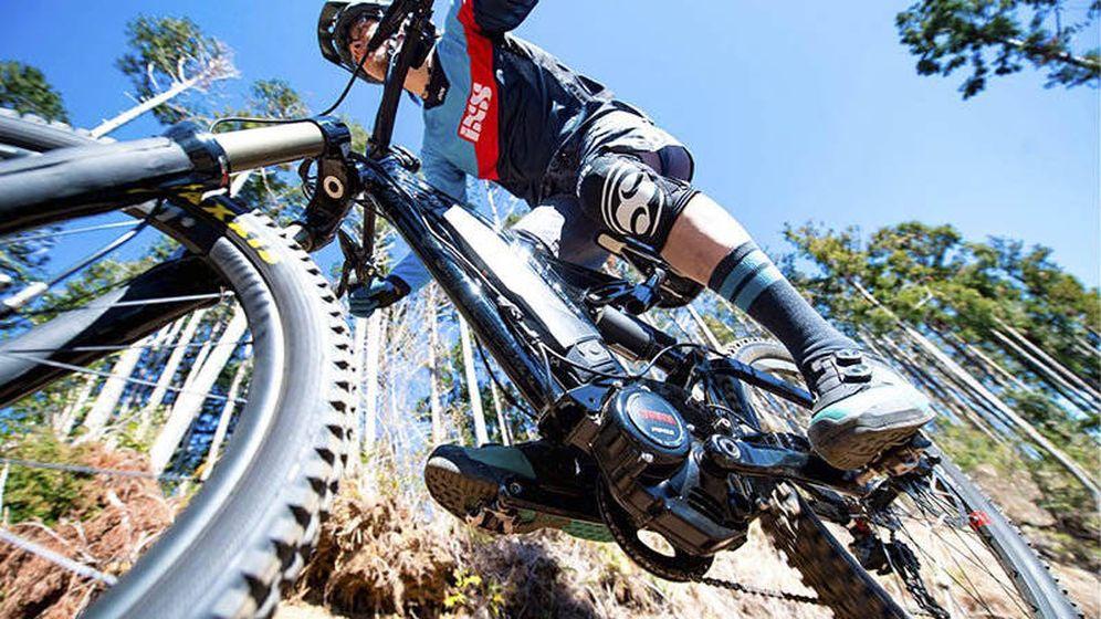 Foto: La bicicleta eléctrica gana terreno. (Yamaha)