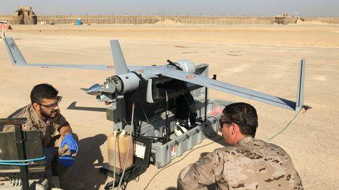 Drones contra el ISIS: esta es la tecnología que usa España en Irak y no verás en la TV
