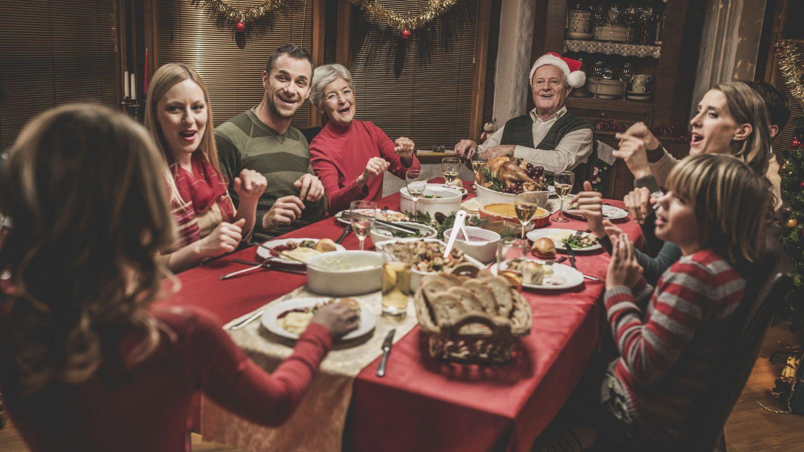 b1267ff9738 Psicología  Hipercopresencia  la razón por la que terminas odiando a tu  familia en navidades