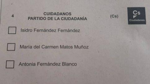 Los partidarios de Ciudadanos en Badajoz están votando hoy a Cuidadanos