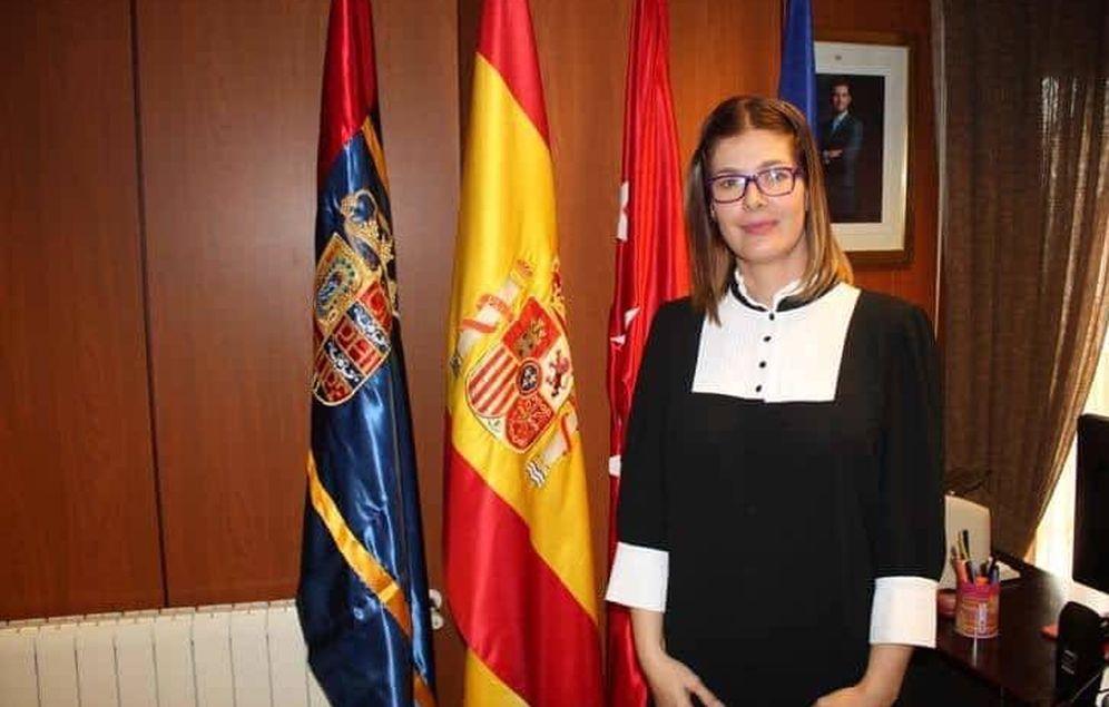 Foto: Noelia Posse, alcaldesa de Móstoles. (Ayuntamiento de Móstoles)