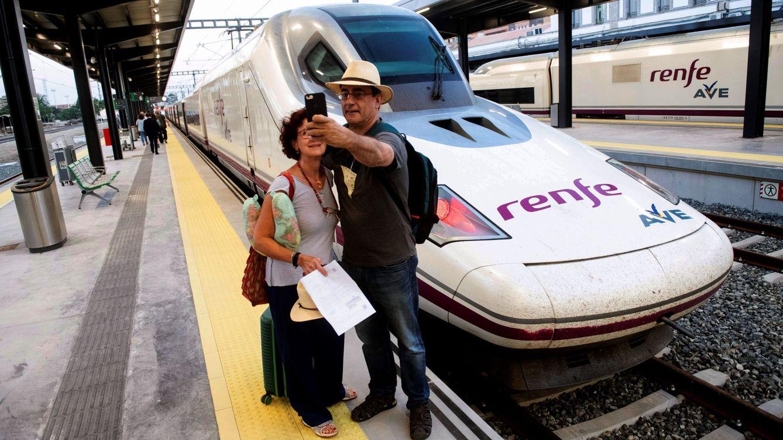 Normalidad durante la huelga de Renfe, que ha anulado 320 trenes
