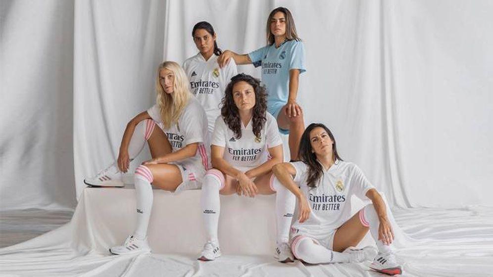 Foto: El Real Madrid femenino debuta en la Primera Iberdrola. (Real Madrid)