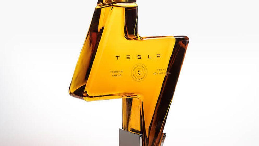 Tesla lanza su propia tequila