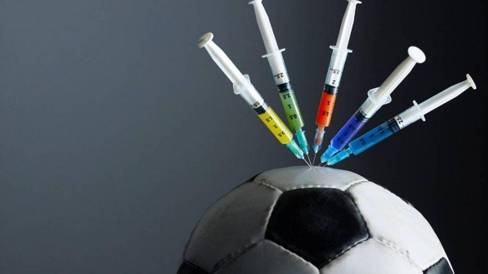 Dopaje: Los futbolistas toman sustancias que los laboratorios no detectan
