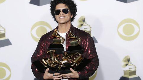 Palmarés de los Grammy: Bruno Mars hace magia en la gran fiesta de la música