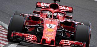 Post de El ridículo espantoso de Ferrari y Vettel en Japón (uno más) en el peor momento